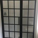 Custom shower enclosure